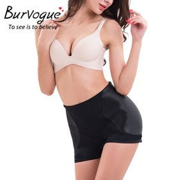 Butin De Renforcement De La Hanche Pas Cher-Grossiste - Burvogue Butt Lifter Shaper Control Panties Booty Lifter Cuisse Contrôle Underwear Trimmer Hot Shaper Hip Enhancer avec rembourré