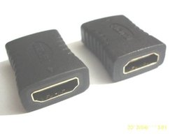 1000PCS Premium HDMI Female to HDMI Female Adapter Coupler HDMI FF Adaptor from white headsets manufacturers