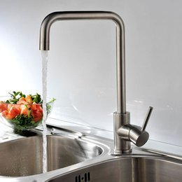 New Arrival Brushed Surface Kitchen Torneira Cozinha Sink Dish Faucet Mixer  Kitchen Faucets Good Quality Bubbler