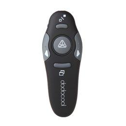 Presenter Laser Canada - 1pcs RF 2.4GHz Wireless USB PowerPoint PPT Presentation Presenter Mouse Remote Control Laser Pointer Pen