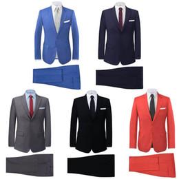 Chinese  men suit slim fit New Silm Fit Best Man Suit Blue Groomsman Mens Wedding Prom Suits manufacturers
