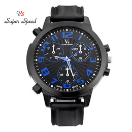 Discount pin v8 - Luxury V8 Sport Watch Men Women Unisex Silicone Rubber Quartz Analog Wristwatch Student Christmas Gift Watches