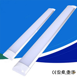 $enCountryForm.capitalKeyWord NZ - New Surface Mounted LED Batten Double row Tubes Lights 2FT 4FT T8 Fixture Purification LED tri-proof Light Tube 20W 40W AC 110-240V