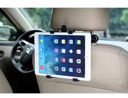 $enCountryForm.capitalKeyWord NZ - 2016 newest 7 to 11 inch Universal Car Back Seat Headrest Mount Holder Clip Bracket For iPad 3 4 5 Tablet SAMSUNG tab Tablet PC Stands