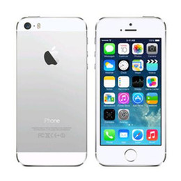 1g mobile UK - Original iPhone 5S Smartphone Touch ID 1G 16GB 4.0inch 8MP Camera Refurbished Mobile Phone IOS Fingerprit