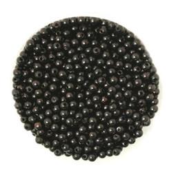 500 pcs / set Dia 6mm Multi-Couleur Ronde Haute Qualité ABS Perle De Verre Perles DIY Artisanat Bijoux Accessoires Perles De Vêtement