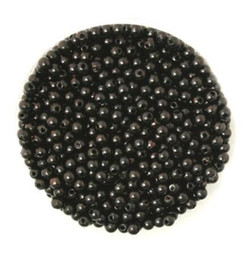 500 unids / set Dia 6mm Multi-Color Redondo de Alta Calidad ABS Granos de Perlas de Vidrio DIY Artesanía Accesorios de La Joyería Perlas de la Ropa