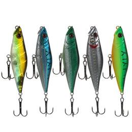 $enCountryForm.capitalKeyWord UK - 1pcs 7.5cm Lifelike Fishing Lures Dual Hook Crankbait Tackle Swim Bait Wobblers Tackle Crankbait Artificial Hard Bait 5 Colors