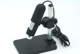 Großhandel 1000x USB Digital Mikroskop + Halter (neu), 8-LED Endoskop mit Messsoftware USB-Mikroskop