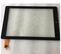 "Discount chuwi tablets - Wholesale- 1pcs lot Black New For 10.8"" Chuwi HI10 plus CWI527 Tablet touch screen Panel digitizer glass Sensor Rep"