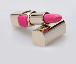 $enCountryForm.capitalKeyWord Australia - HOT Makeup Luster Lipstick Frost Lipstick Matte Lipstick 3.8g 12 colors lipstick with dhl free shipping