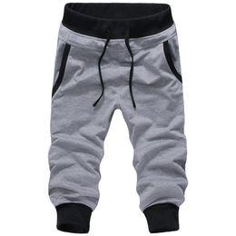 China Wholesale-mens jogger New Casual Sports pant loose male trousers Harem sweatpants 5 Colors M-XXXL pantalon homme outdoor cargo pants cheap colors grey pants suppliers