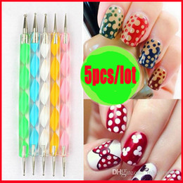 Polishing aluminum tools canada best selling polishing aluminum 2 way nail art dotting pens nail polish pen drill point pen aluminum marbleizing painting dot tool diy nail art tools prinsesfo Image collections
