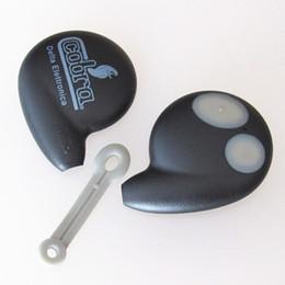 $enCountryForm.capitalKeyWord NZ - Malaysia car replacement key shell for Ho cobra 2 button remote key cover FOB key case with high quality