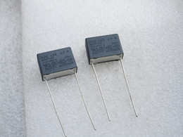 Toptan satış Tayvan hakiki HJC Güvenlik X2 kapasitör 275VAC 224 0.22UF 220NF metre P15MM uzak