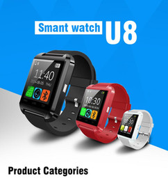 smartphone 3.5 2019 - Bluetooth Smartwatch U8 U Watch Smart Watch Wrist Watches for iPhone 4 4S 5 5S Samsung S4 S5 Note 2 Note 3 HTC Android P