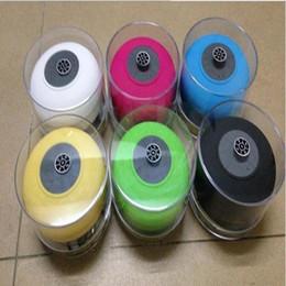 Suction Speakers NZ - Wholesale Bluetooth speaker waterproof mini Wireless Portable Shower Handsfree Receive Call Suction IPX4 speakers box electrostatic speakers