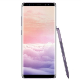 Goophone nota 8 9 10 N9 N10 6.3inch Cellulare Quad Core Note8 1G 8GB Nota 8 1280 * 720 Visualizza 4G ram rom spettacolo 64G 4G LTE GPS WIFI Smartphone in Offerta