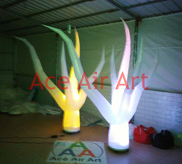 $enCountryForm.capitalKeyWord NZ - 1.5 High lot wholesale interest grass shaped Inflatable lighting decoration for wedding Decoration,stage decoration with colorful lighting