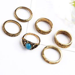 $enCountryForm.capitalKeyWord NZ - Wholesale manufacturers selling 6 woolly gold-plated ring joints restoring ancient ways men and women general allergy free high quality