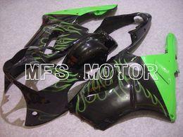 $enCountryForm.capitalKeyWord Australia - CUSTOM Motorcycle For 2000 2001 Kawasaki Ninja ZX-12R ZX12R 00 01 ABS Full Fairing Set Injection Bodywork Kit Brand New