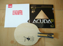 Chinese  NITTAKU Acoustic Guitar Table tennis blade pingpong bat Yasaka (MV, 30, HS) Donic(F1, M1, S1) DHS table tennis rubber for racket manufacturers