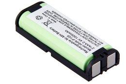 $enCountryForm.capitalKeyWord UK - 2 Packs a set! 2.4V 1000mAh Home Telephone Battery for Panasonic HHR-P105 P105 HHRP105A KX242