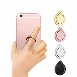 Portable smartPhone stands online shopping - 360 degree Spinner Ring Holder Metal Fidget Spinner Portable phone Holder Stand for Smartphone iPhone Plus Galaxy S8 Note