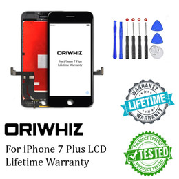 Wholesale Best Quality LCD Display Touch Screen Digitizer Full Assembly for iPhone s s plus plus plus Free Tool Kit