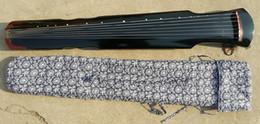 Professional Yunzhi Chinese 7 String Instrument Fuxi Style Guqin on Sale