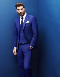 Dark Royal Blue Mens Suit Jacket Online | Dark Royal Blue Mens ...