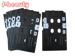 China PVC ID Card Tray Compatible For epson R330 R280 R290 R270 T60 T50 P50 A50 R260 R265 R380 R390 RX680 L800 ID Card Tray Print tray suppliers