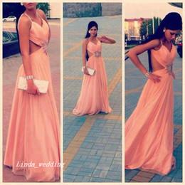 Shop Prom Dresses Long Color Peach UK | Prom Dresses Long Color ...