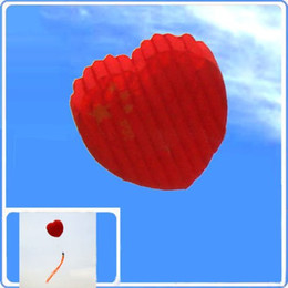 $enCountryForm.capitalKeyWord Canada - New 3D 170cm tube-shaped parafoil Heart kite children