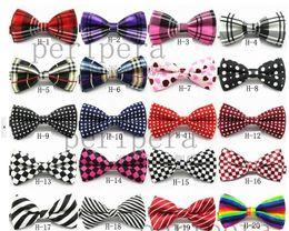 $enCountryForm.capitalKeyWord Canada - Unisex Neck Bowtie Bow Ties For Men Women Adjustable Bow Tie High Quality Metal Adjustment Buckles Multi-style