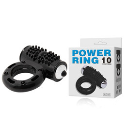 $enCountryForm.capitalKeyWord UK - BAILE 10 Speed Silicon Vibrating Cock Ring, Penis Rings, Cockring, Sex toys for men, Sex Products, Adult Toy,anillo vibrador q1711243