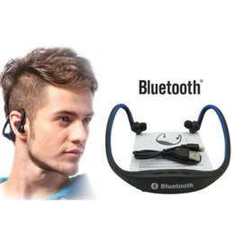 $enCountryForm.capitalKeyWord NZ - S9 Stereo Headset Sports Bluetooth Speaker Headset Wireless Neckband Headphones In Ear Earphone Hifi Music Player For iphone X i8 i7 plus