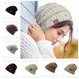 Oversized ski hats online shopping - Women s Slouch CC Beanie Cap Oversize  Caps Knit Baggy 8a2afcaa649