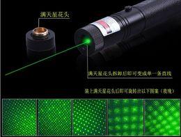 $enCountryForm.capitalKeyWord Australia - Most Powerful 2000000M High Power Green Laser Pointer 532nm SOS LED Military Flashlight, camping signal lamp Light, Astronomy Lazer Hunting