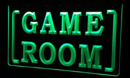 Motion Games Canada - LS149-g Game Room Neon Light Sign