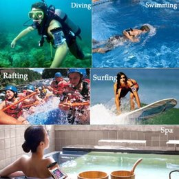 Take picTures online shopping - Sample Waterproof phone Bag PVC Protective Mobile Phone Case Pouch For Swimming Sports Take Picture Underwater For Iphone X