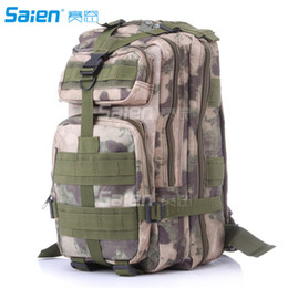 $enCountryForm.capitalKeyWord NZ - Waterproof 3p Backpack Bag Wide Shoulder Straps Unisex Rucksack Pack Outdoor Hiking Trekking Tactical Camping ACU Camouflage