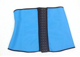 Kim belt online shopping - S XL Colors Women Latex Rubber Waist Trainers Waist Training Belt Kim Waist Training Belt Underbust Corset Shaper Shapewear high quality