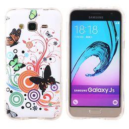 Discount phone cases j1 - Luxury Shockproof Cartoon TPU Soft Case Flower For Samsung Galaxy C5 C7 J120 J310 J510 J710 2016 J1 J7 J5 J3 PRO Tiger D