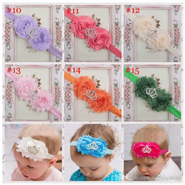 $enCountryForm.capitalKeyWord Canada - Hot Sale Hair Accessories For Infant Baby Big Flower Crown Princess Babies Girl Hair Band Headband Baby's Head Band Kids Hairwear