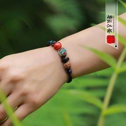 $enCountryForm.capitalKeyWord Canada - National style bracelet beads in Nepal woven bracelet to restore ancient ways jewelry lovers hand products