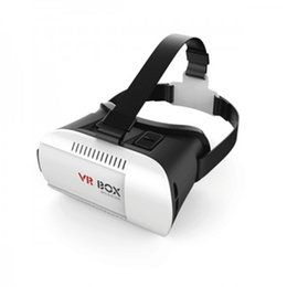 Head-mounted Google Cardboard Version 3D VR Glasses Virtual Reality DIY 3D VR Video Movie Game Glasses with Headband for iPhone 6Plus 6 Sams on Sale
