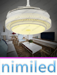 Retractable ceiling lights canada best selling retractable ceiling retractable ceiling lights canada nimi915 36 42 invisible living room led ceiling fan aloadofball Images