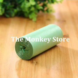Discount garbage for car - Wholesale-Retail And Wholesale Multi Color Rubbish Trash Bags Garbage Bags Eco-Friendly 50Pcs Bag For Car And Home F0408