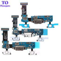 samsung s5 charging port 2019 - DHL 100pcs lots New Charger USB Dock Charging Port Flex Cable Replacement Part For Samsung Galaxy S5 G900F G900A G900T G